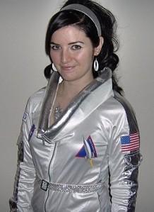 ray astronaut