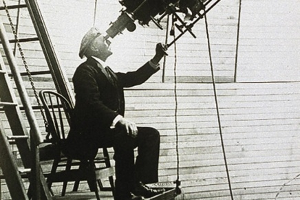 First Japan, then Mars: Percival Lowell's fascination with alterity