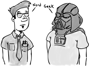 Geek culture: alive, well, and kicking it