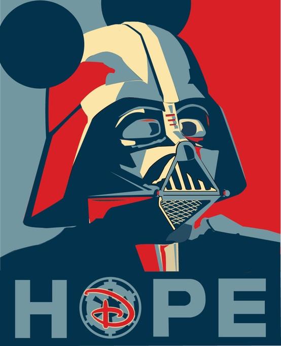 Vader Mickey