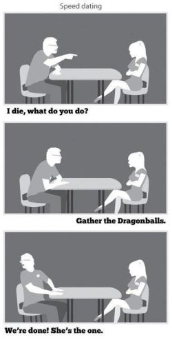 Gather the Dragonballs