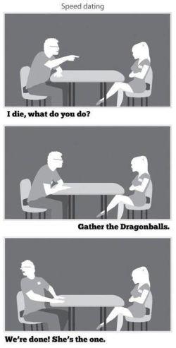 Gather the Dragonballs