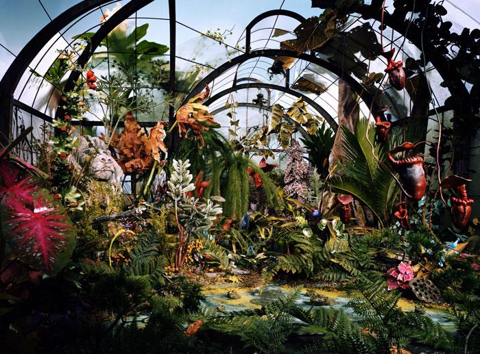 Botanic Garden by Lori Nix