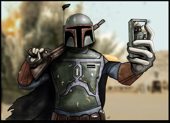 Epic Boba Fett by HeroforPain on Devian Art