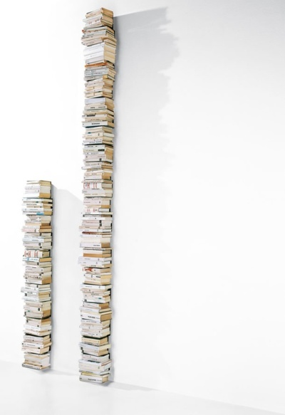 PTOLOMEO bookcase, design by Bruno Rainaldi