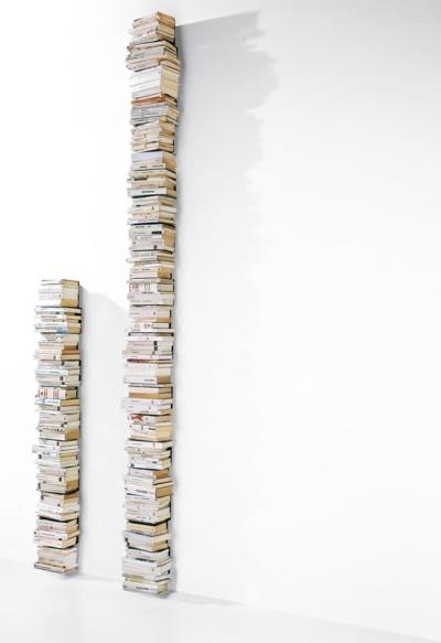 PTOLOMEO bookcase, design by Bruno Rainaldi