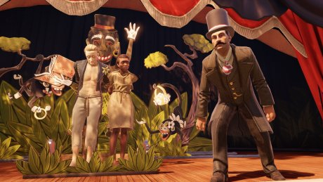 Bioshock Infinite Representations of Racism