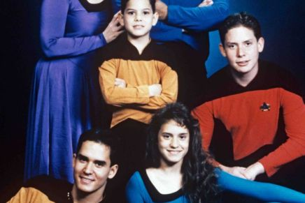 As Always, it Started With Star Trek: A Study On GeekGirls