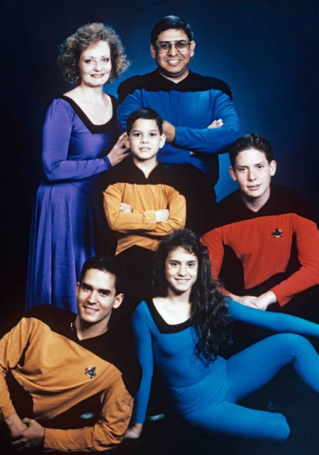 Star Trek Family