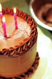 Birthday Cake by Eliza Adam