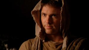 Daniel Jackson on Abydos