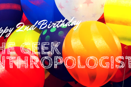 TGA'S 2nd Anniversary: a Journey of AnthropologyBlogging
