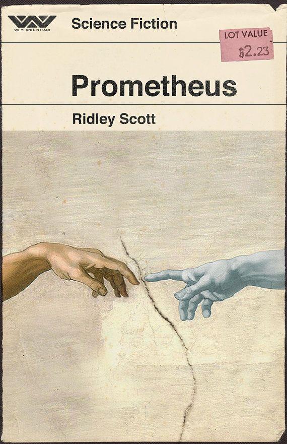 Meet Your Makers: First Contact Scenarios in Ridley Scott'sPrometheus