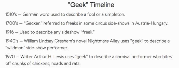 Source: http://blog.ongig.com/uncategorized/the-evolution-of-geek