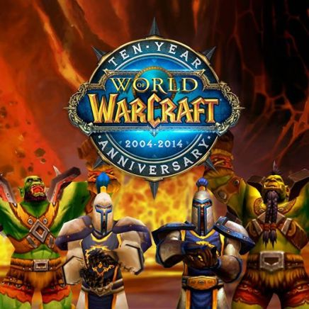 Happy 10th Anniversary World of Warcraft!