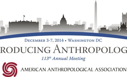 The Weekly Geekout: American Anthropological Association AnnualMeeting