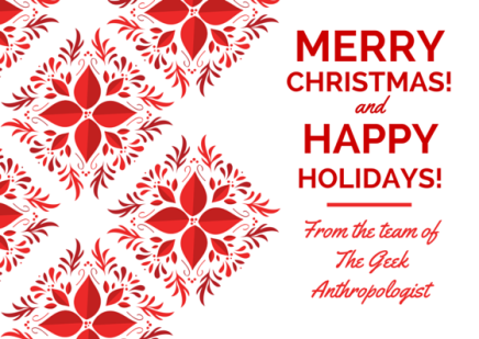 Merry Christmas and Happy Holidays from TGA!