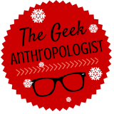 The Geek Anthropologist Logo for 2014 Holidays