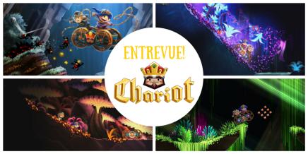 Entrevue avec Martin Brouard, producteur exécutif du jeuChariot