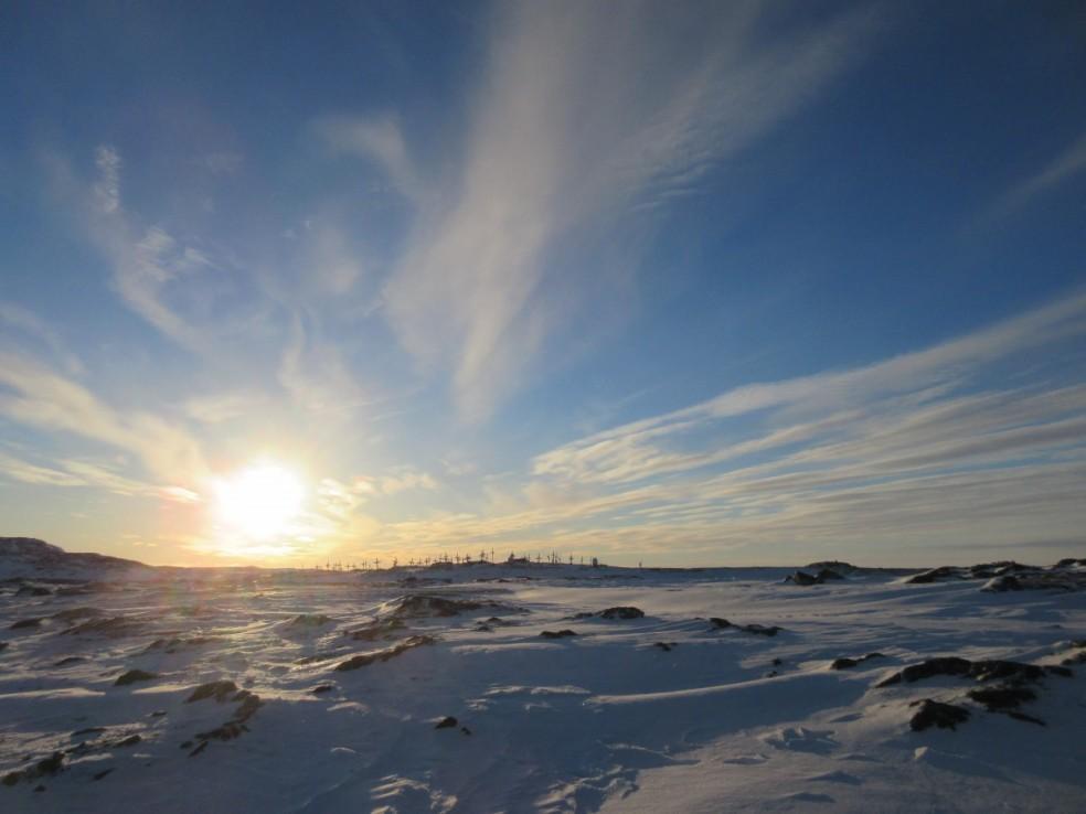 Around Quaqtaq in Nunavik