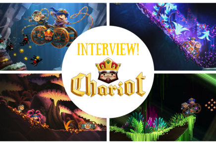 Interview: Martin Brouard, executive producer of the game Chariot
