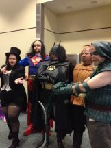 Klingon Superheros
