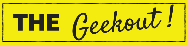THE GEEKOUT- A series on The Geek Anthropologist blog
