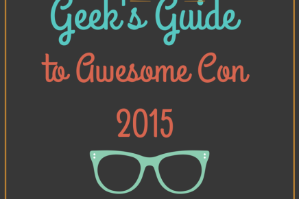 A Geek's Guide to Washington D.C.'s AwesomeCon