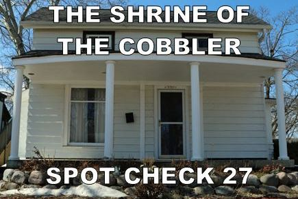 The Shrine of the Cobbler – Spot Check 27
