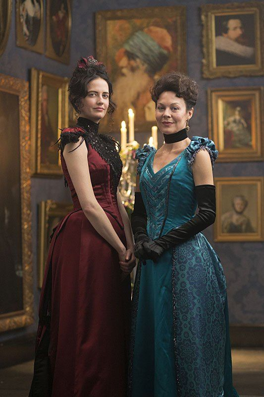 Vanessa & Evelyn, Radio.com, http://radio.com/2015/06/07/penny-dreadful-season-2-episode-6-recap/