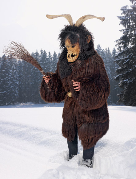 Europe's Wild Men, National Geographic, Photograph by Charles Fréger, http://ngm.nationalgeographic.com/2013/04/europes-wild-men/freger-photography#/13-krampus-austria-670.jpg