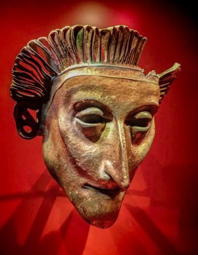 Fact or Fiction: Francisco de Orellana's Death Mask, Creative Commons, Flickr, https://www.flickr.com/photos/mharrsch/19178366358