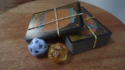 It's In the Cards: Narratives and Storytelling in Magic: The Gathering