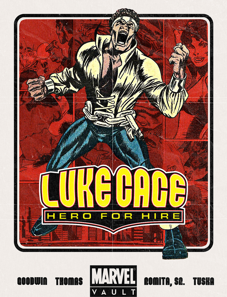 Luke Cage: Hero for Hire