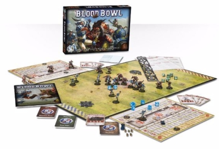 Blood bowl: The Other Fantasy Football, Part 1: Warming Up