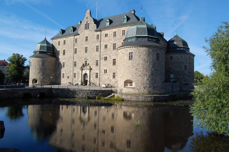 02 Örebro castle