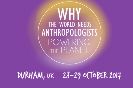 Why The World Needs Anthropologists: Powering the Planet