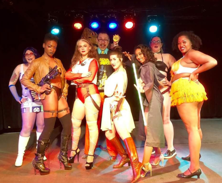 Nerdlesque and Body Positive Cosplay: Stripping Down Sexual Paradigms in Geek Culture