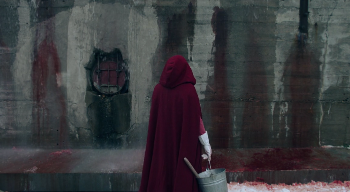 A Woman's Place, The Handmaid's Tale