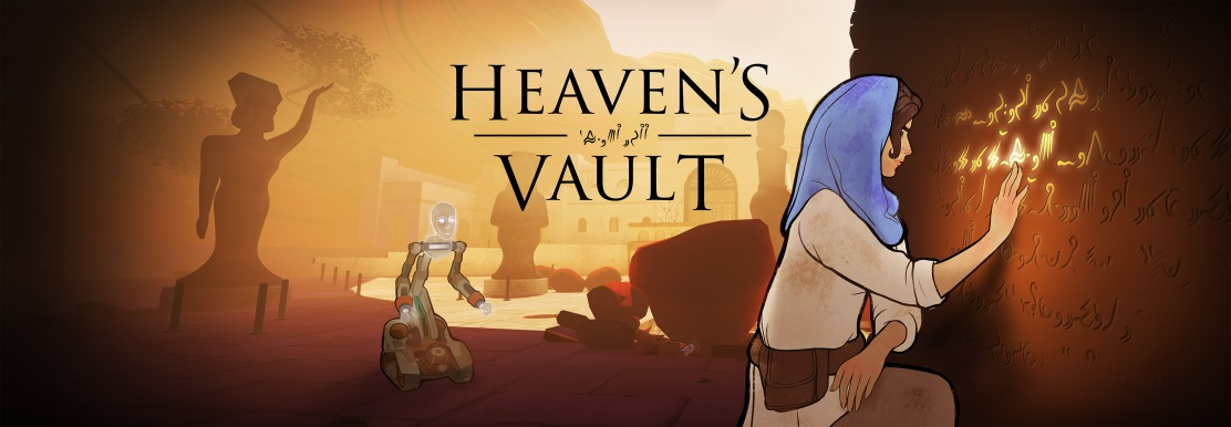 Heavens Vault Key Art
